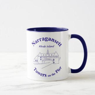 ロードアイランド、Narragansett - マグカップ