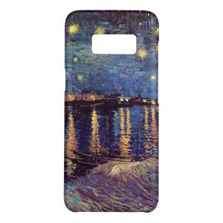 ローヌ上のゴッホの星明かりの夜、ファインアート Case-Mate SAMSUNG GALAXY S8ケース