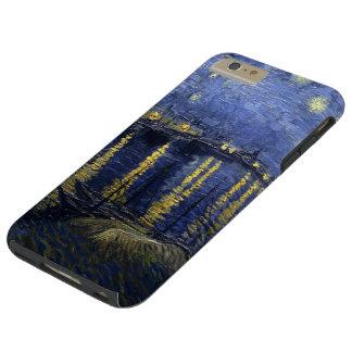 ローヌ上のゴッホの星明かりの夜 TOUGH iPhone 6 PLUS ケース