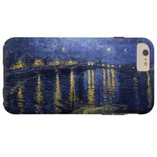 ローヌ| 1888年上のゴッホ|の星明かりの夜 TOUGH iPhone 6 PLUS ケース