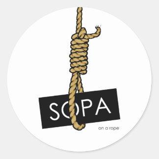 ロープのSOPA ラウンドシール