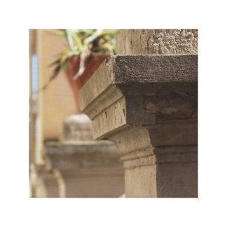 ローマのキャンバス キャンバスプリント