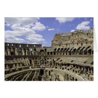 ローマのコロシアム カード