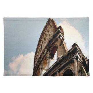 ローマのコロシアム ランチョンマット