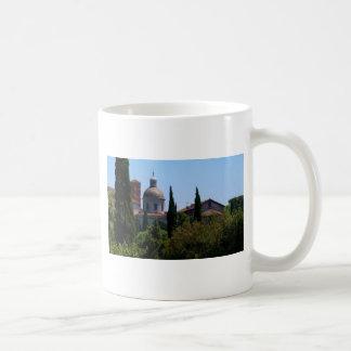ローマのスカイライン コーヒーマグカップ
