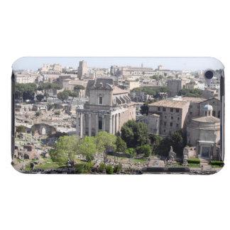 ローマのフォーラムのfomeの概観Farnese Case-Mate iPod Touch ケース