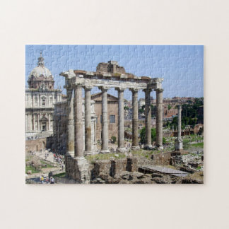 ローマのフォーラム ジグソーパズル
