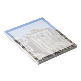 ローマのフォーラム ノートパッド