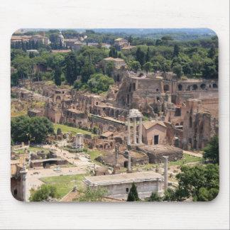 ローマのフォーラム マウスパッド