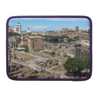 ローマのフォーラム、ローマ- Macbookのプロ袖 MacBook Proスリーブ