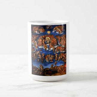 ローマのマグのマツ コーヒーマグカップ