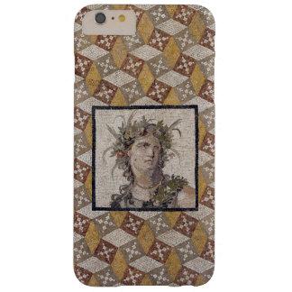 ローマのモザイク床のパネルの詳細-場合 BARELY THERE iPhone 6 PLUS ケース