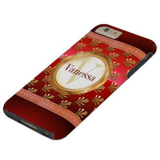 ローマのモノグラム TOUGH iPhone 6 PLUS ケース