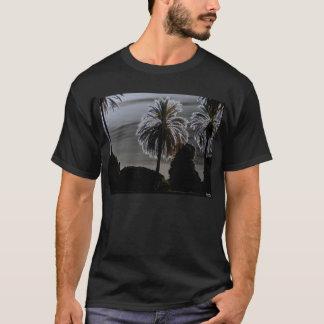 ローマのヤシの木 Tシャツ