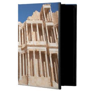 ローマの円形劇場の正面そしてステージ iPad AIRケース