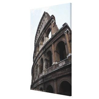 ローマの円形競技場2 キャンバスプリント