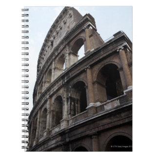 ローマの円形競技場2 ノートブック