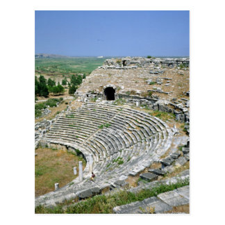 ローマの劇場、第1第2世紀の広告 ポストカード