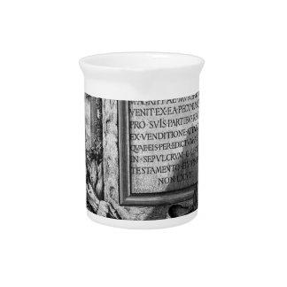 ローマの古さ、t. 3のプレートXLIII。 ナット… ピッチャー