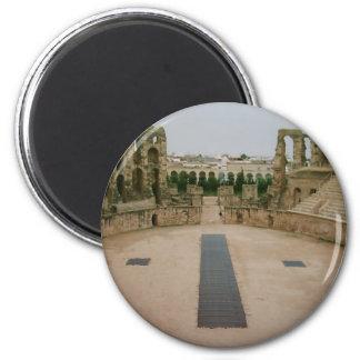 ローマの台なしチュニジア マグネット