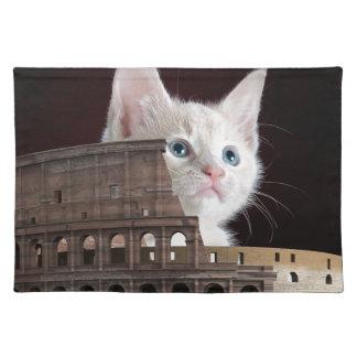 ローマの子猫 ランチョンマット