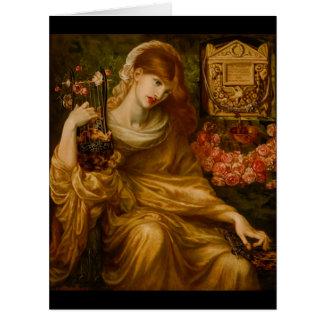 ローマの寡婦1874年 カード