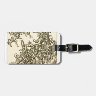 ローマの教皇制度に対するパンフレットはによって創設しました ラゲッジタグ