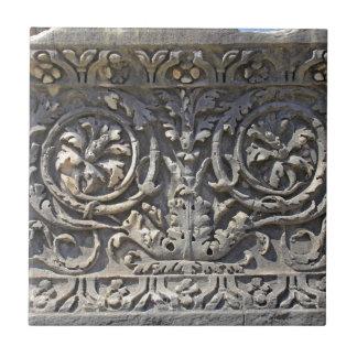 ローマの石 タイル