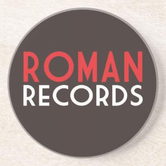 ローマの記録コースター コースター