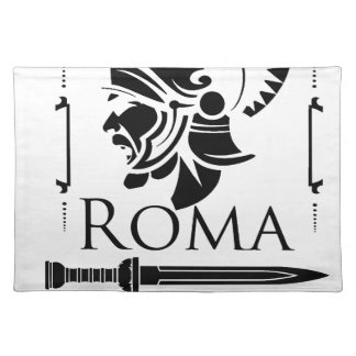 ローマの軍隊- Gladioの軍団兵 ランチョンマット