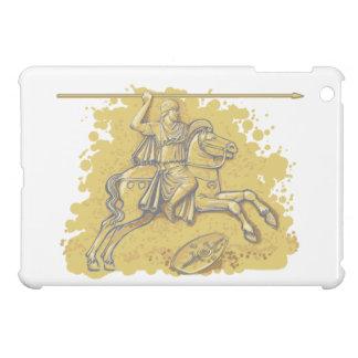 ローマの騎兵隊の補助者。 私は小型場合にパッドを入れます iPad MINIケース