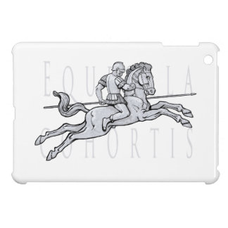 ローマの騎兵隊充満。 ipadの小型場合 iPad miniケース