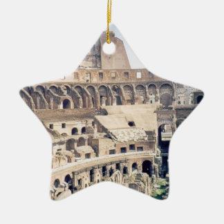 ローマのColosseumおよびフォーラム-オーナメント セラミックオーナメント