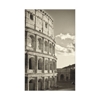 ローマのColosseumのキャンバスのプリント キャンバスプリント