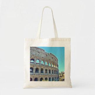ローマのColosseumのトートバック トートバッグ