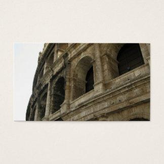 ローマのColosseumの名刺 名刺