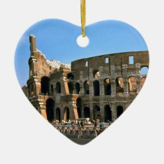 ローマのColosseum セラミックオーナメント