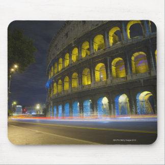 ローマのColosseum マウスパッド