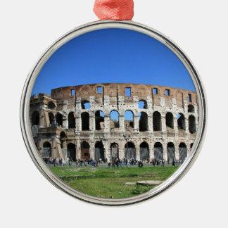 ローマのColosseum メタルオーナメント