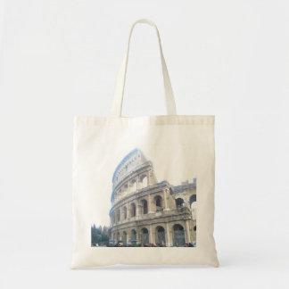 ローマのColosseum -ローマの休日 トートバッグ