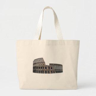 ローマのColosseum: 3Dモデル: ラージトートバッグ