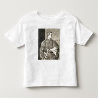 ローマのGaiusシーザー「Caligula」(12-41広告)皇帝 トドラーTシャツ