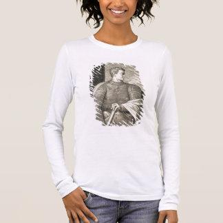 ローマのGaiusシーザー「Caligula」(12-41広告)皇帝 長袖Tシャツ