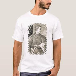 ローマのGaiusシーザー「Caligula」(12-41広告)皇帝 Tシャツ