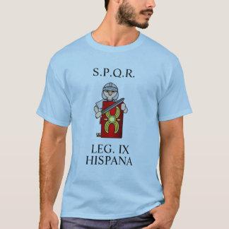 ローマのIX軍隊 Tシャツ