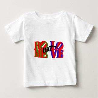 ローマのwit愛服装 ベビーTシャツ