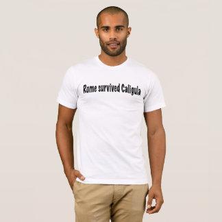 ローマはCaligulaを生き延びました Tシャツ