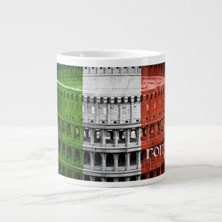 ローマイタリアのマグ ジャンボコーヒーマグカップ