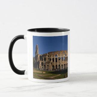 ローマイタリアの陸標2の有名なColosseum マグカップ