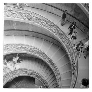 ローマイタリア、バチカンの階段2 タイル